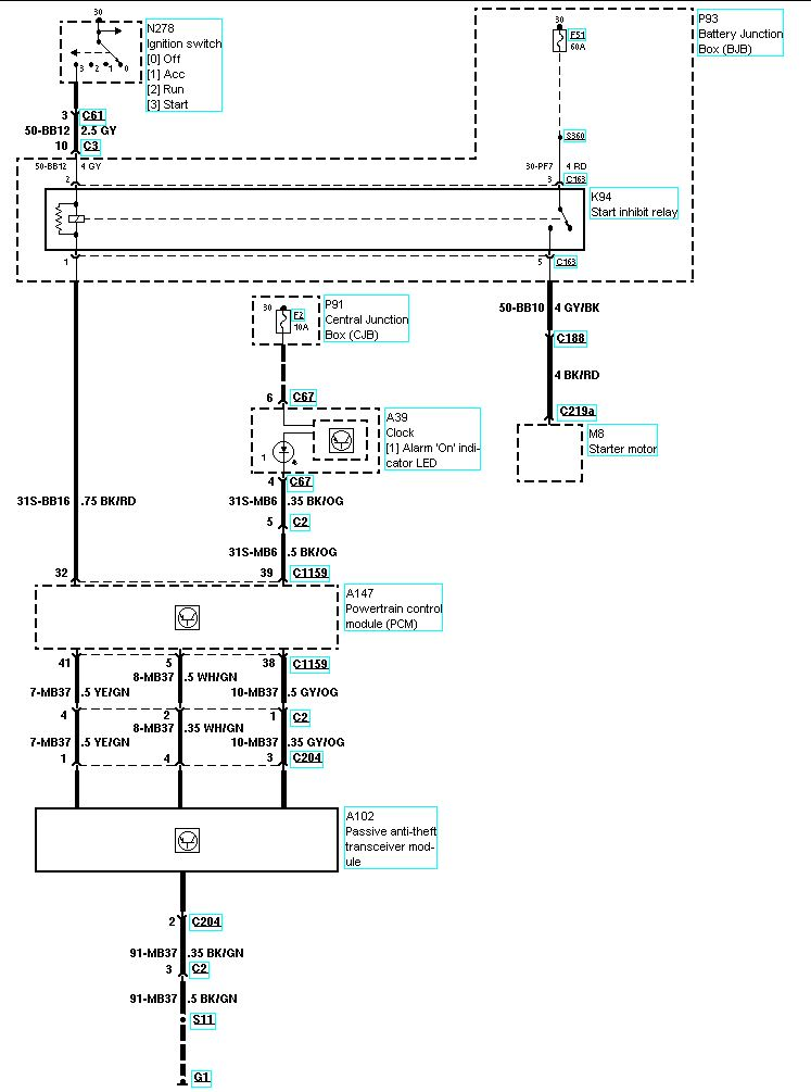 Ford Fiesta Wiring Diagram : Wiring diagram ford fiesta club owners